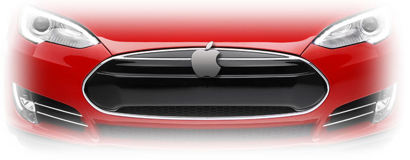 apple tesla grill